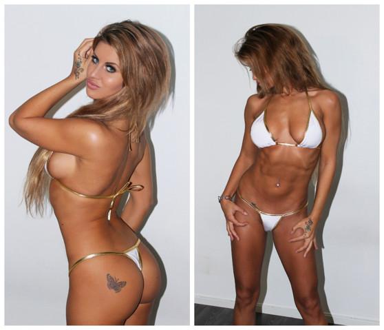 sexigaunderkläder stora vackra bröst