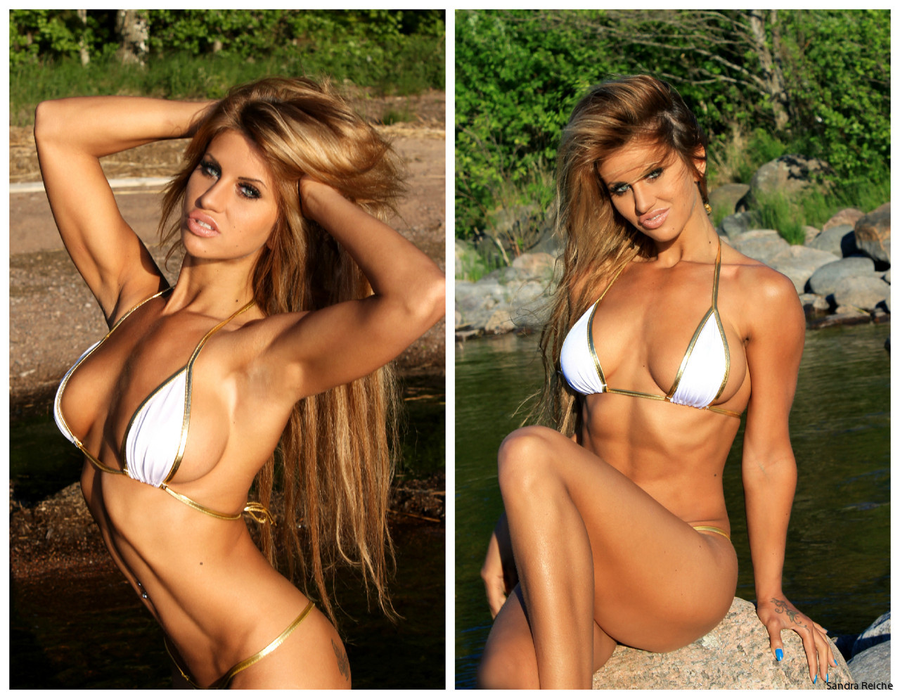 sexiga bikini er på svenska