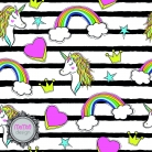 NYHET! Unicorn Stripes
