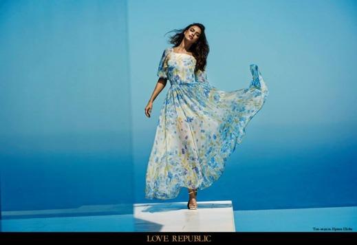 Irina Shayk / Love Republic / Pophouse