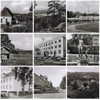 Gamla vykortsbilder