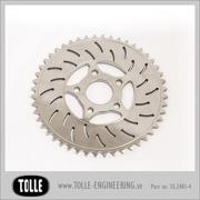 Sprocket brake rotor 48 teeth