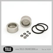 Overhaul kit with pistons for Sprocket brake
