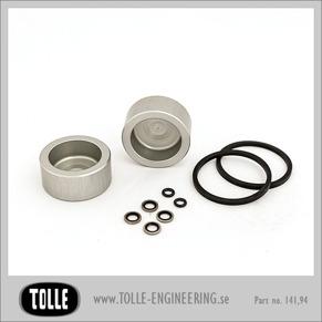 Overhaul kit with pistons for Sprocket brake - Overhaul kit sprocket brake