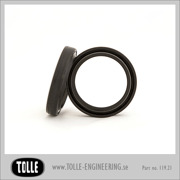 Oilseal / Tolle sliders