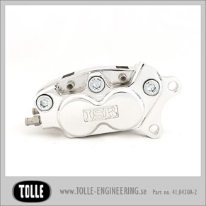 ISR/Tolle caliper 25/4-piston - Right without pads