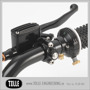 K-TECH DELUX- & CLASSIC Clamp with micro switch. 1 button