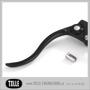 K-TECH DELUXE replacement clutch/brake lever - K-TECH DELUXE clutch/brake lever. Black