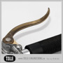 K-TECH DELUXE replacement clutch/brake lever - K-TECH DELUXE clutch/brake lever. Raw