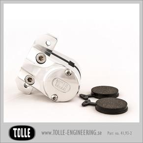 Sprocket brake caliper Tolle - Sprocket brake caliper Tolle