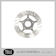 Brake rotors 8-5/8