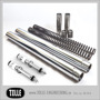 Tolle fork tubes with dampers & progressive springs/Showa - Tolle fork tubes Showa 32''