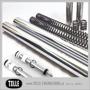 Tolle fork tubes with dampers & progressive springs/ Hydra - Tolle fork tubes Hydra 32''