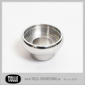 Stainless Head Cup - Head cup H-D