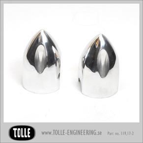 Fork axel pinch cap bullet / Classic - Fork axel pinch cap bullet / Classic