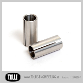 Front axel spacer - Front axel spacer