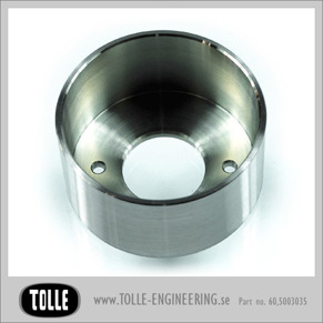 Motogadget mst Weld-in Cup - Motogadget mst Weld-in Cup