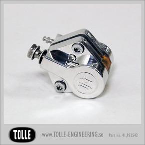 performance machine brake calipers