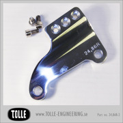 Caliper bracket Tolle fork H-D 84-99 11,5 Right