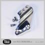Caliper bracket ISR for Tolle. Right - Caliper bracket, ISR-028 / 043, for Tolle fork 8-5/8