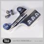 "Caliper bracket Tolle fork HD 00-up 11,5'' Left - Caliper bracket for Tolle fork Orginal H-D 00-up 11,5"" Left"