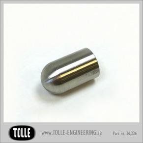 Threaded Bullet M 6 Stainless - Threaded Bullet M 6 Stainless