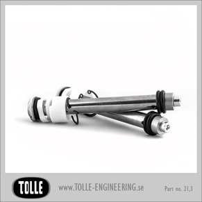 Tolle fork dampers for Tolle/Showa - Tolle fork dampers
