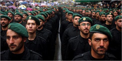 Hizbollahs militära gren