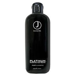 J Beverly Hills Platinum Purity Shampoo 475 ml - J Beverly Hills Platinum Purity Shampoo 475 ml