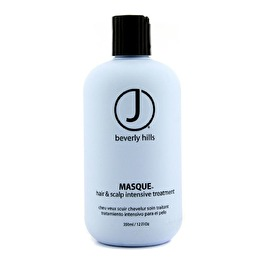 J Beverly Hills Masque Hair and Scalp Intensive Treatment 350ml - J Beverly Hills Masque Hair and Scalp Intensive Treatment 350ml
