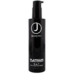 J Beverly Hills Platinum 5 in 1 Styling Emulsion 237ml -