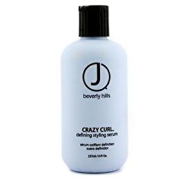 J Beverly Hills Crazy Curl Defining Styling Serum 237ml -
