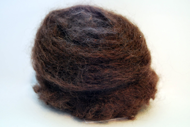 Adeles Chocolate, Brushed kid mohair