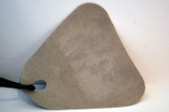 Silky Velour Pearl grey L6R105S