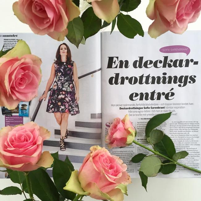 Aftonbladet Söndag 15 maj 2016.