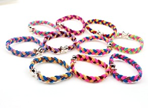 Lilly Bow Snodd multi 4-pack