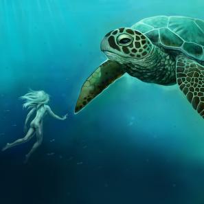 EvelinaFoxberg_Turtle