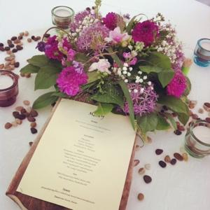 Theme wedding; Swedish archipelago meets Thailand