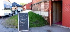 Matkulturen i Sverige. Svenska Kulturnyheter besökte Matmässan i Gävle. Klicka på bilden!