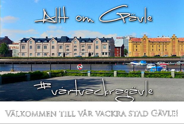 Här hittar du information om Gävle, nöjestips, fiske m.m.