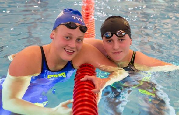 Rekordsetter: Malene Rypestøl og Astrid Julie Halvorsen. Foto: Øyvind Thorsen/lsvk.zenfolio.com