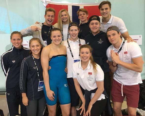 FOTO: Norges Svømmeforbund