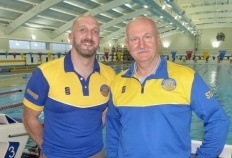 T.h: Mark Skimming och Andrei Vorontsov - Foto: The University of Bath
