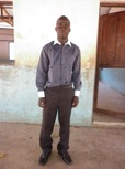 Victor Onyango - Graduated as a P1 teacher. He is teaching Social Studies and science as a volunteer at Zimlat Community Primary School as he awaits to be employed by the government.