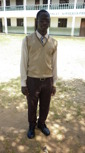 Evans Wafula - Studying course Earth Moving equipment's and heavy machinery