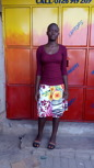 Catherine Achieng - Undergoing a three yeareducation for a Bachelor of Sciece in Education. English, Biology and Mathematics