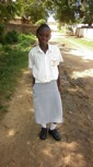 Jikoni Hamisi- Undergoing a year long education in internet technology.