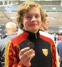 Dubbla brons i Malmö