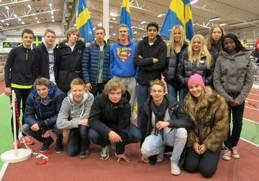 IUSM-truppen 2013 Malmö