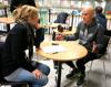 Bill intervjuas av Monika Rudborg
